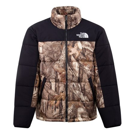 The North Face Himalayan Insulated Jacket - Camo
