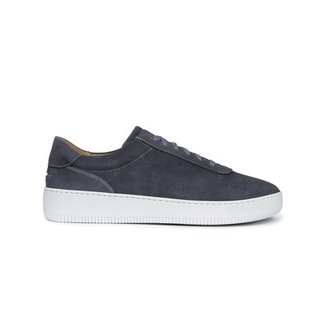 Unseen Footwear Clement Suede sneakers - Contrast Grey