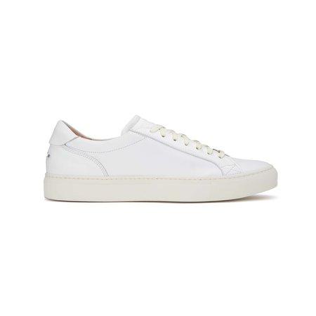 Unseen Footwear Helier Leather sneakers - White