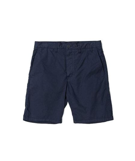Norse Projects Aros Light Twill Short - Navy