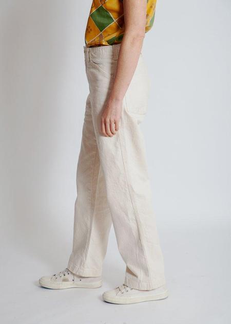 Gravel & Gold Painter Pants - Natural