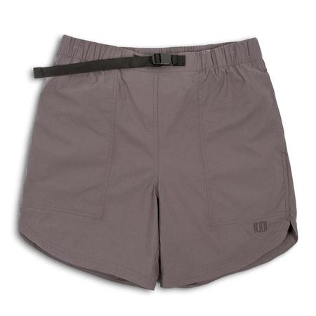 Topo Designs River Lightweight Shorts - Charcoal