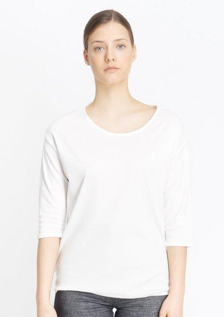 JUNGLE FOLK Esperanza top - white
