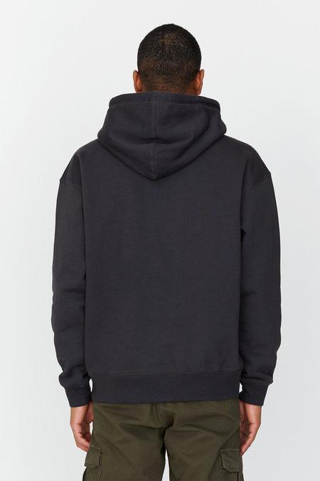 Dr Denim Damien Hood sweater - Black