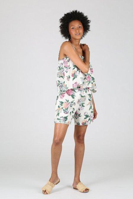 Tach Clothing Nilda Linen Short