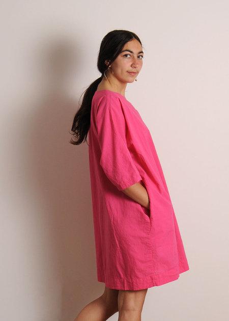 Uzi NYC Now Dress - Hot Pink
