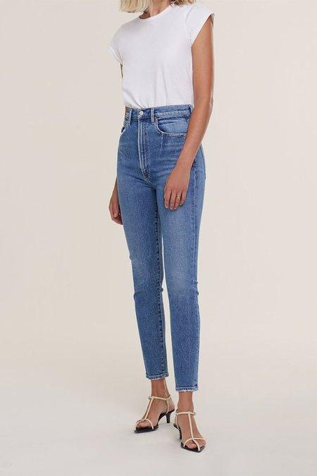 Agolde Pinch Waist Jeans - Amped