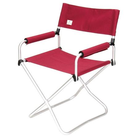 Snow Peak Folding Chair - Red