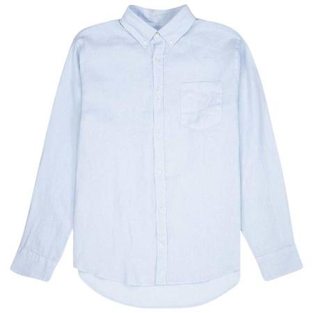 NN07 levon shirts - 5706 Light Blue