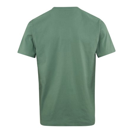 Norse Projects Niels Logo T-Shirt - Green