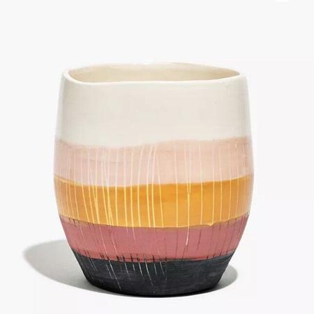 Luna Reece Ceramics Joshua Planters