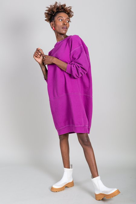 Rachel Comey Mingle Dress - Rasberry
