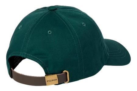 Filson Smokey Bear Low Profile Cap - Dark Green