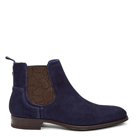 Ted Baker Travics Boots - Dark Blue