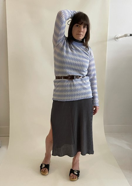 Rus Kumo Sweater - Pale Blue Chalk