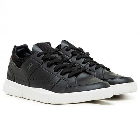 ON Running The Roger Clubhouse sneakers - Black/White
