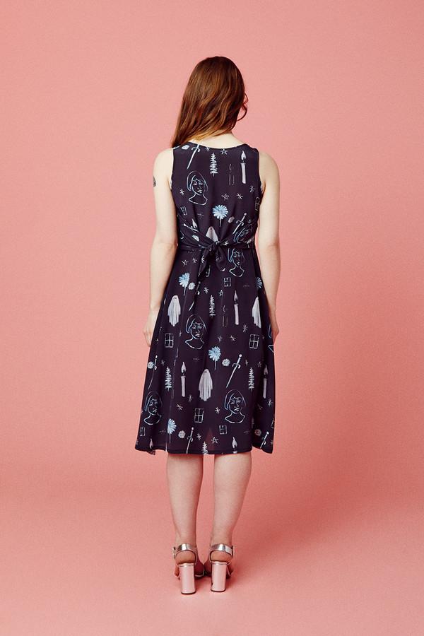 Samantha Pleet Nightfall Dress