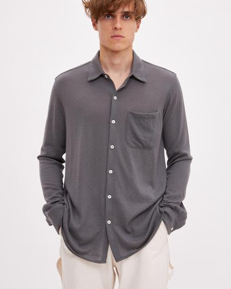 Bellariva Merinos Shirt - Grey