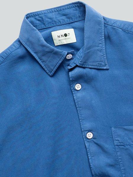 NN07 Errico Shirt - Bright Blue