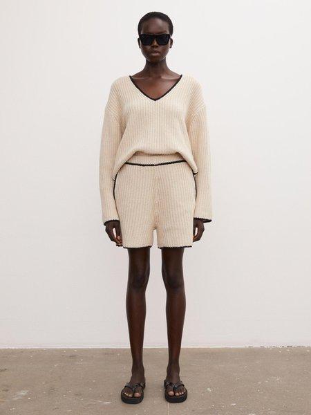 By Malene Birger Catua Shorts - Wood