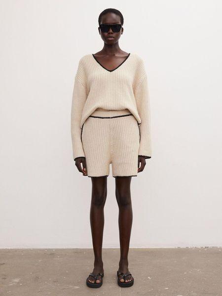 By Malene Birger Cicuta Sweater - Wood