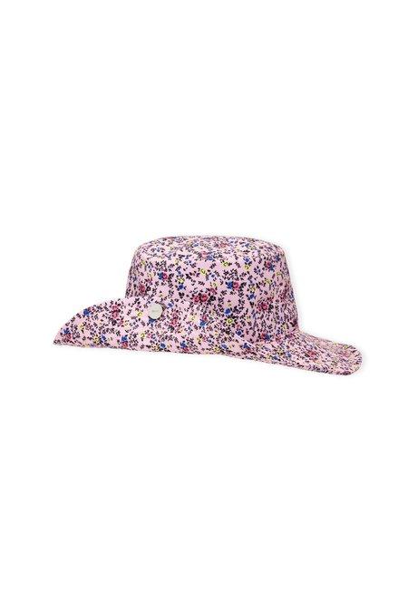 Ganni Hat - Pink Flower
