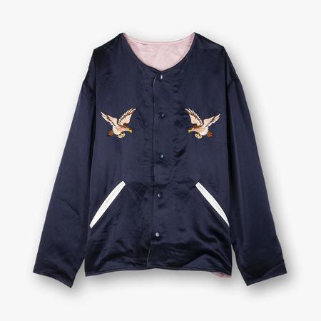 Liberaiders Souvenir Reversible Jacket - Blue