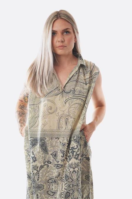 Pipsqueak Chapeau Palestro Print Dress