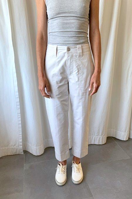 Closed Josy Cord pants - white