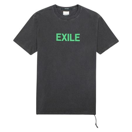 Ksubi Exile Kash S/S Tee - BlacK