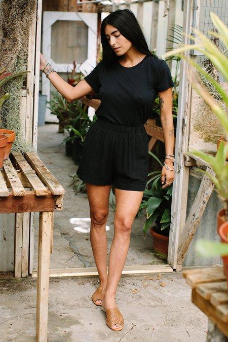 Rachel Pally Linen Sandy Shorts