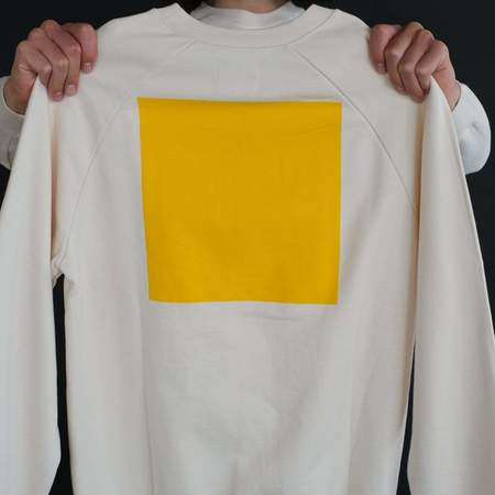 La Paz Cunha Sweatshirt - Yellow Square