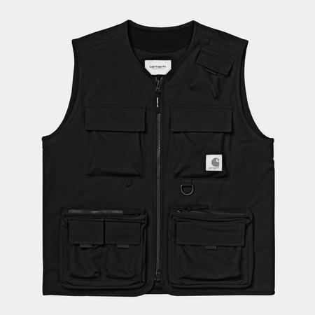 CARHARTT WIP Elmwood Vest - Black