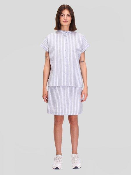 Minimum Korisa Short Skirt - Blue