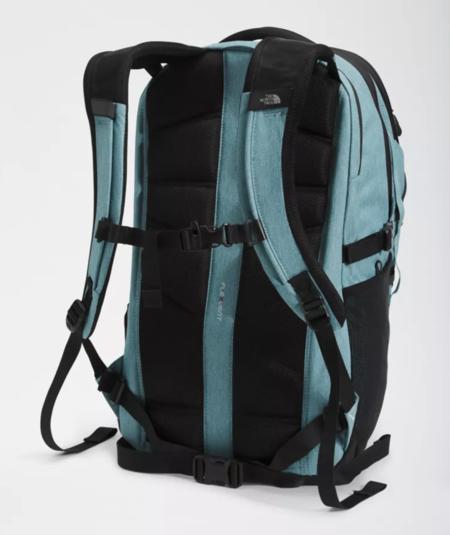 The North Face Borealis Backpack - Tourmaline Blue Dark Heather/tnf Black