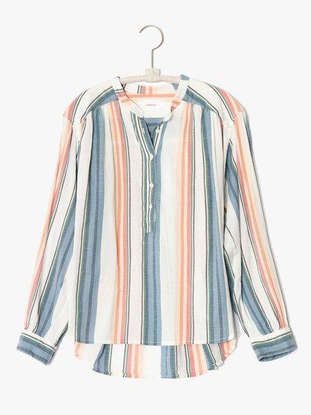 Xirena Mika Shirt - Cove Stripe