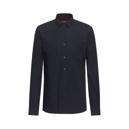 Hugo Boss Elisha Slim Shirt - Navy