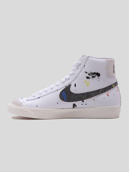 Nike Blazer Mid '77 sneakers - White/Black-White-Sail