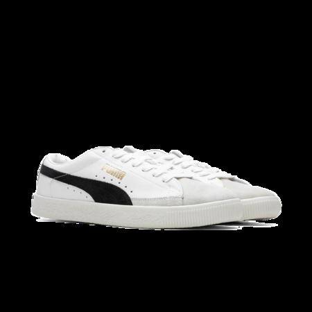 Puma Basket Men 374922-01 sneakers - Vintage White/Black