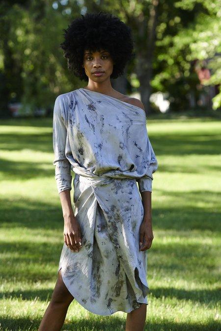 KES The Lia Dress - Organic Rainforest