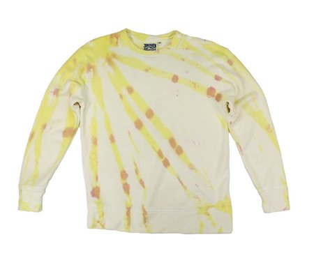 Jungmaven Tahoe Sweatshirt - Goldenrod