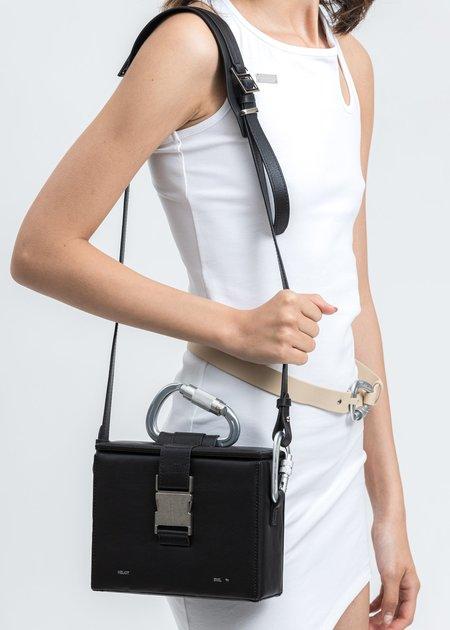Heliot Emil Carabiner Box Bag - black