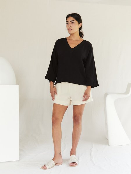 Sugar Candy Mountain The Hope Top - Black