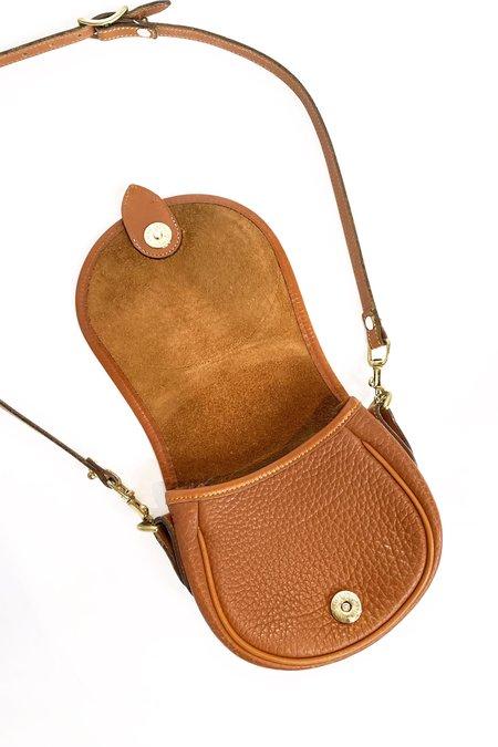 Dooney & Bourke Crossbody Bag - Caramel/Tan