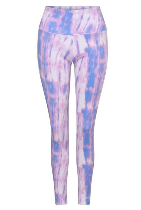 Olivia Rubin Mildred Tie Dye Leggings - Multi