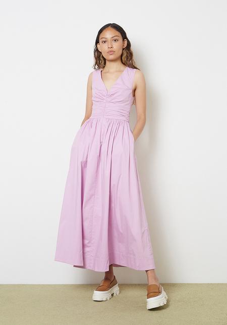 Staud Gloria Dress - Lavender