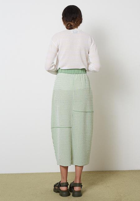 Rus Tamago Skirt - Matcha