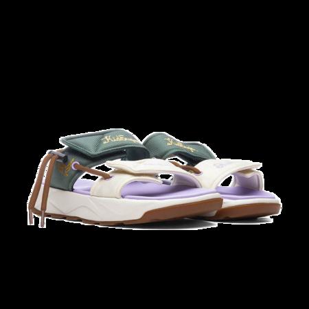 Puma x KIDSUPER RS Navajo Men 380556-01 Sandals - purple/green/white