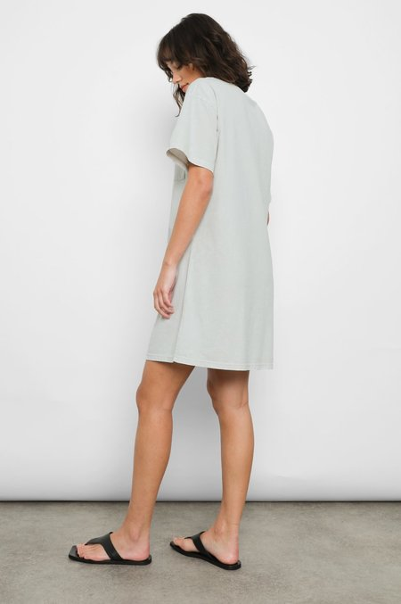 Rails The Shirt Dress - Ivory/Grey Acid
