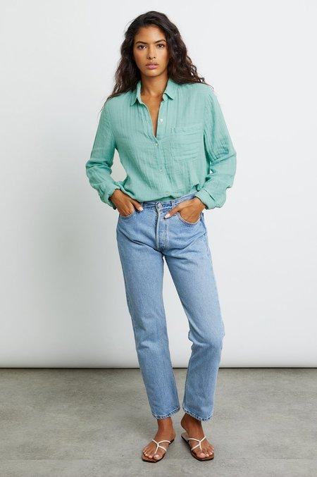 Rails Ellis Shirt - Jade